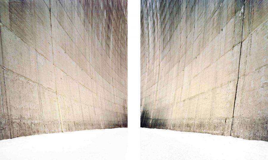 Santa Maria-II | 2017 | 50 x 62,5 cm, framed, diptych | ed. 1/7 + 2 a.p.