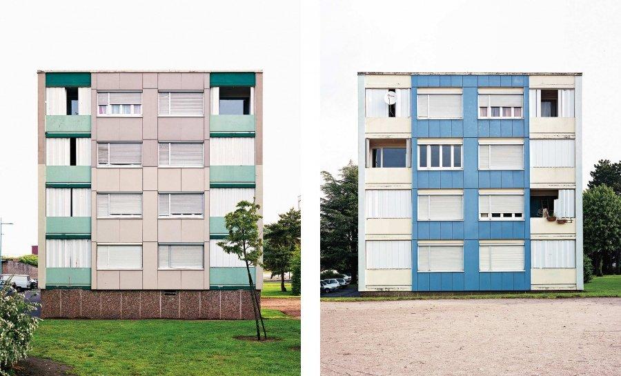 Blocks   2006   64 x 80 cm, framed, diptych   ed 1/7 + 2 a.p.