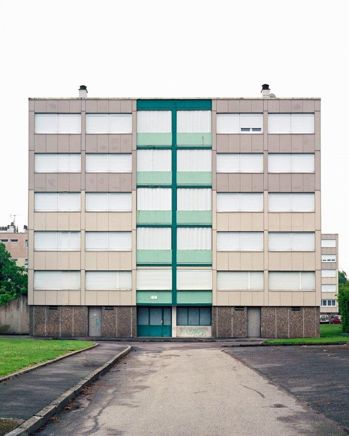 Block | 2006 | 100 x 125 cm, dibond | ed 1/7 + 2 a.p.