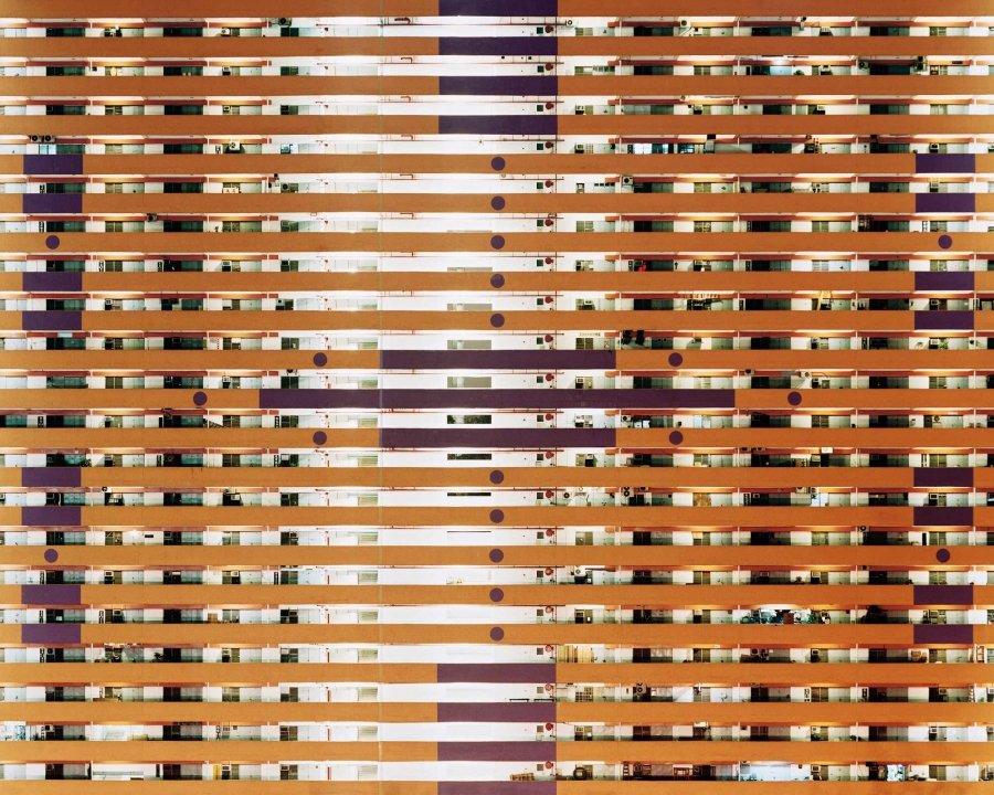 Stripes 2 | 2010 | 125 x 100 cm, dibond | ed 1/7 + 2 a.p.