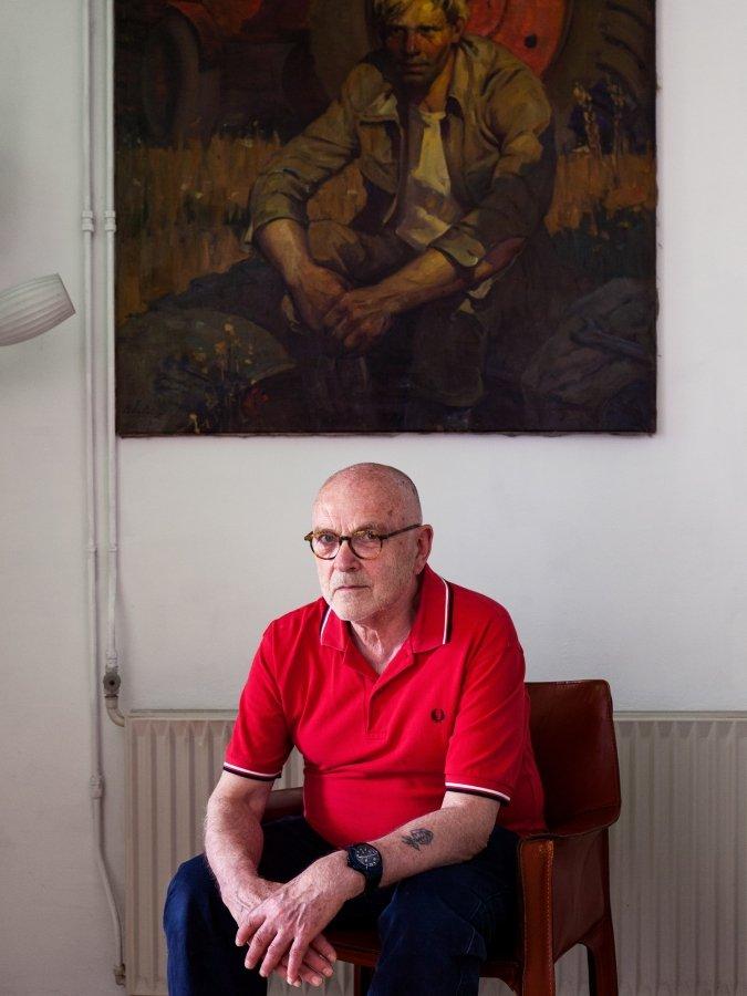 House of Serge | Volkskrant Magazine