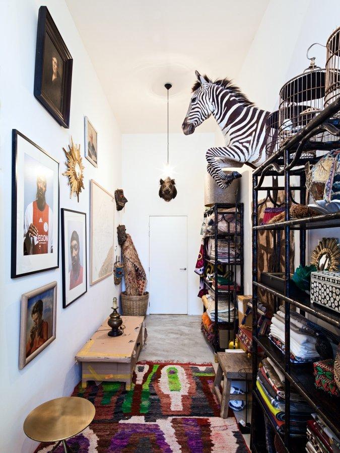 Loft with a zebra | Volkskrant Magazine