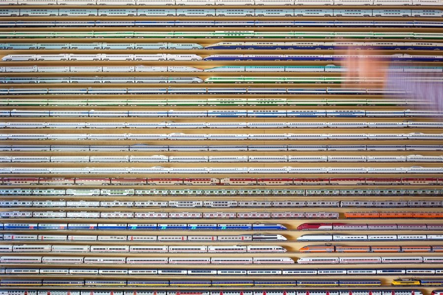 Japanese railing | Volkskrant Magzine
