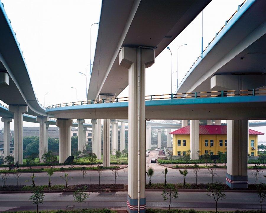 Overpass 1 | 2007 | 125 x 100 cm, dibond | ed. 1/7 + 2 a.p.