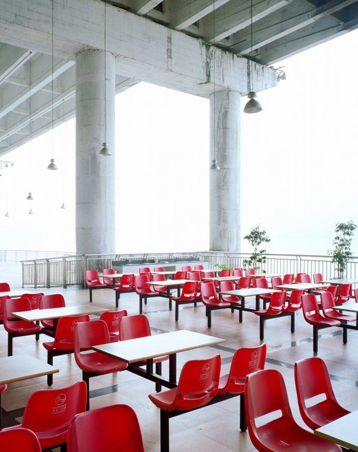 Overpass 21 (chairs) | 2007 | 64 x 80 cm, dibond | ed. 1/7 + 2 a.p.