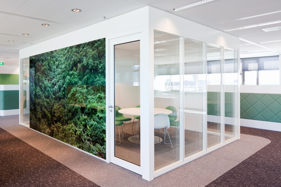 Oracle Software | permanent installation in the head office