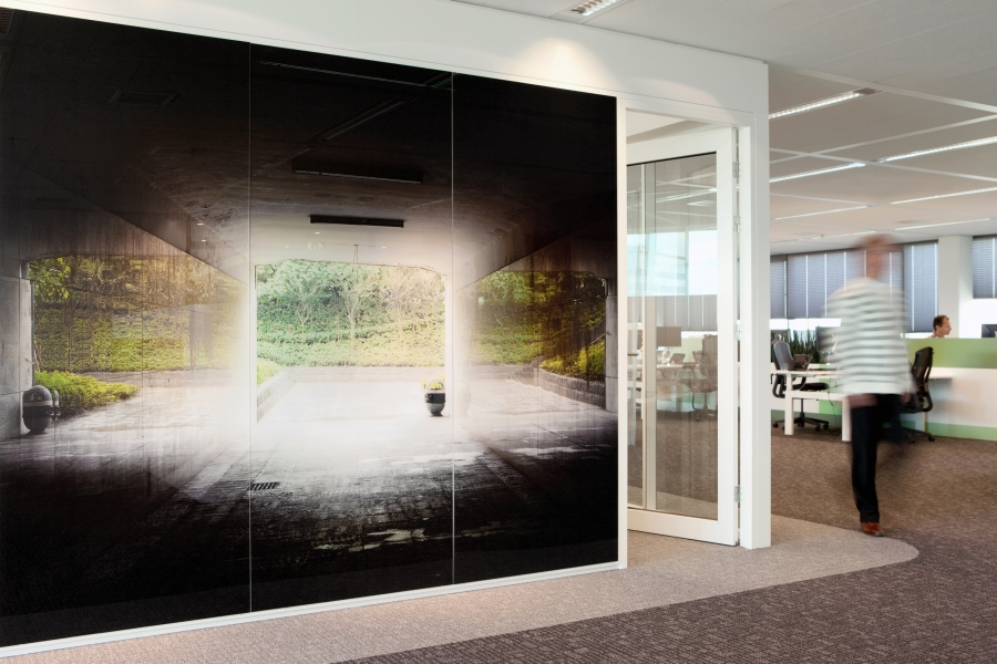 Oracle Software   permanent installation in the head office