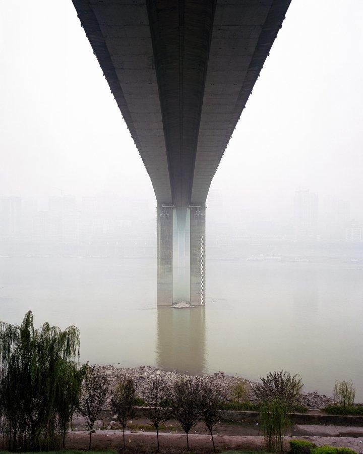 Overpass 31 (Bridge 1) | 2007 | 100 x 125 cm | SOLD