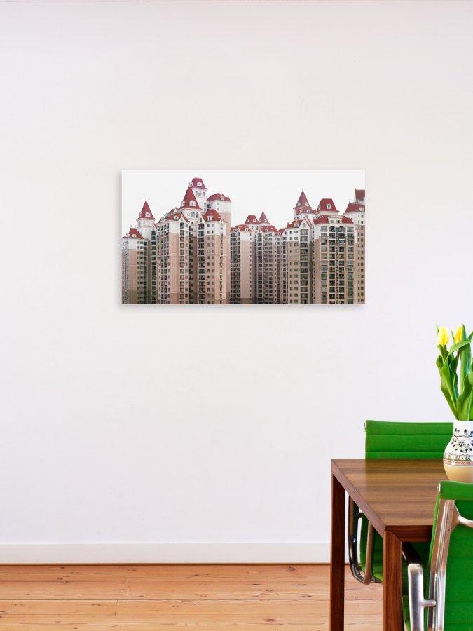 Castle 3 | 2014 | 100 x 55 cm, dibond | €450,- (excl 9% tax)