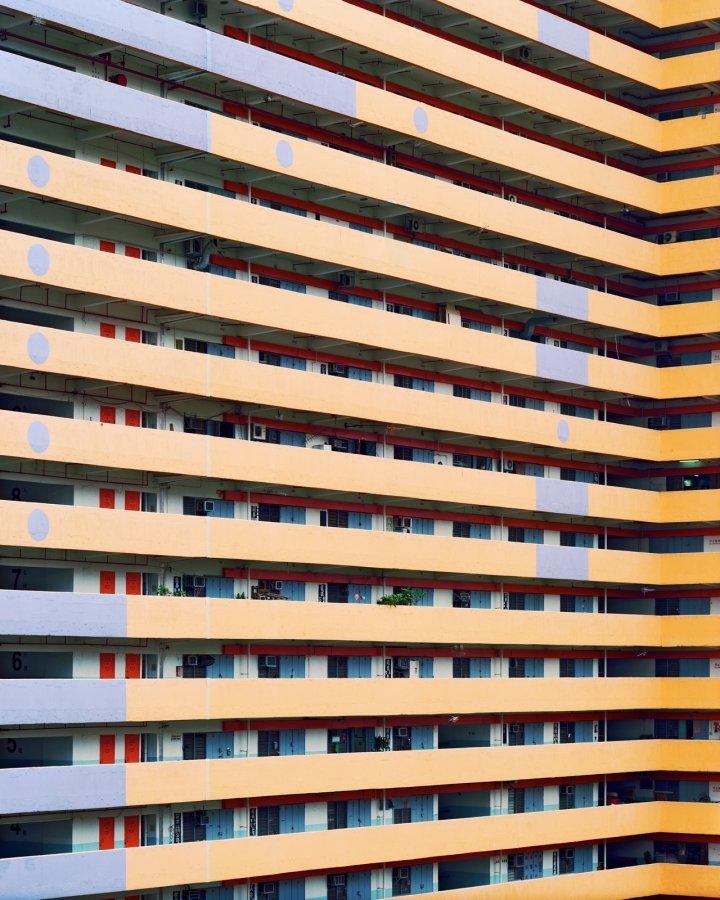 Dots & Stripes | 2010 | 100 x 125 cm, dibond | €750,-