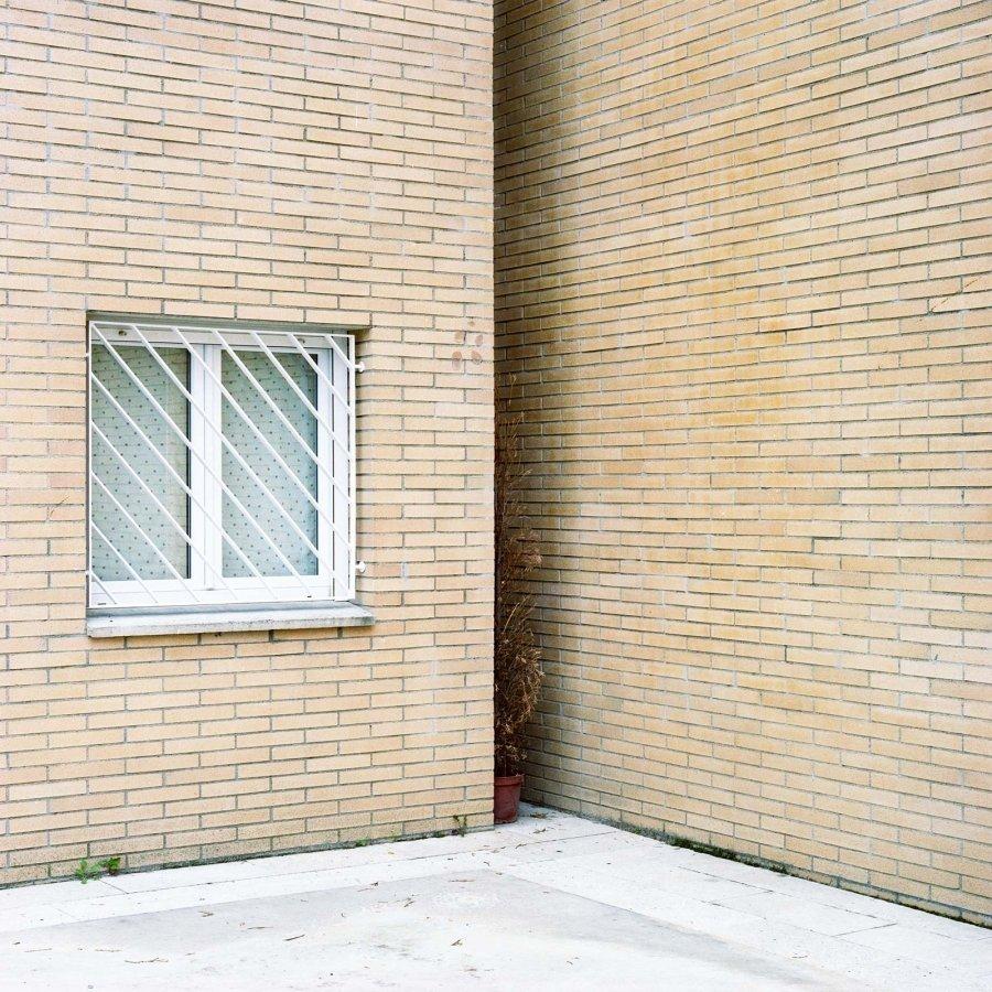 Corner | 2004 | 60 x 60 cm, aluminium | €175,-