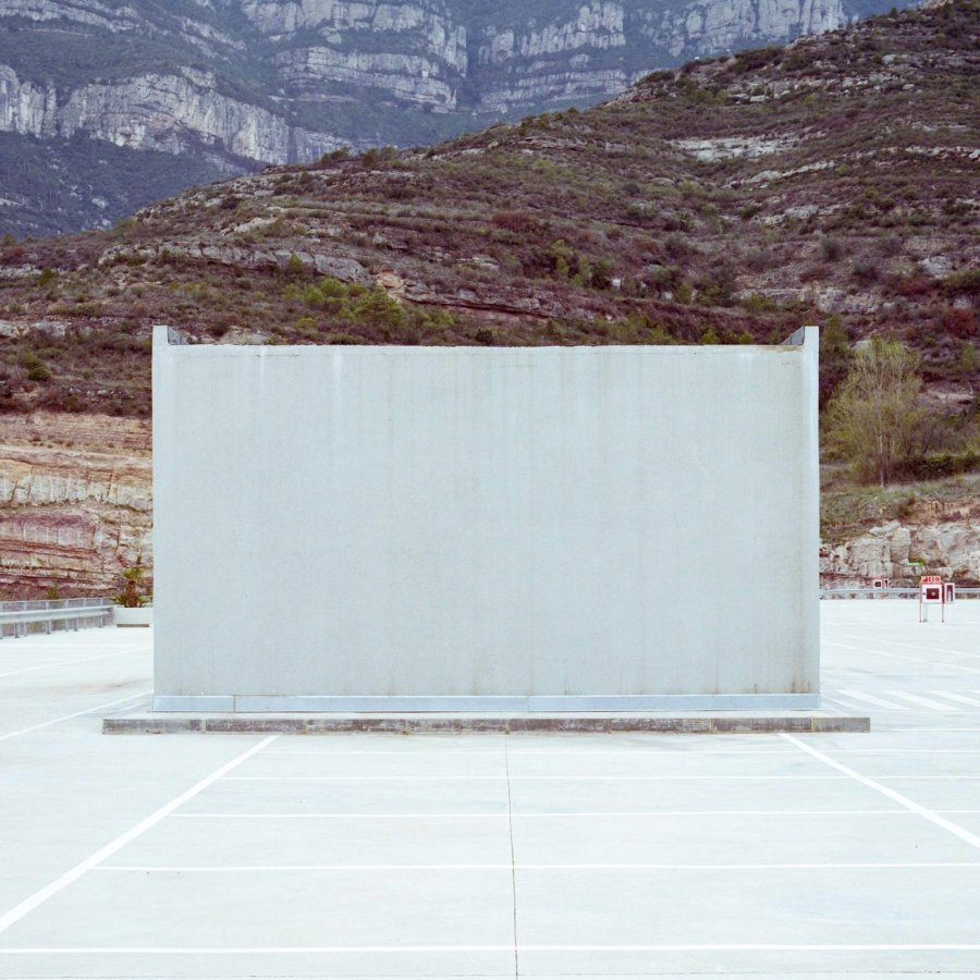 Box | 2006 | 60 x 60 cm, aluminium | SOLD