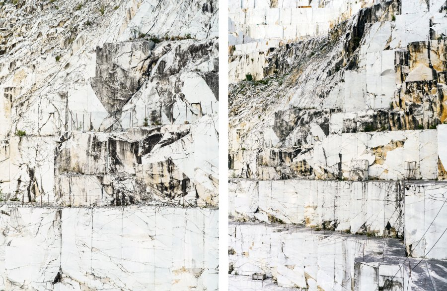 Block I | 2021 | 75 x 100 cm, diptych framed | ed. 1/7 + 2 a.p.