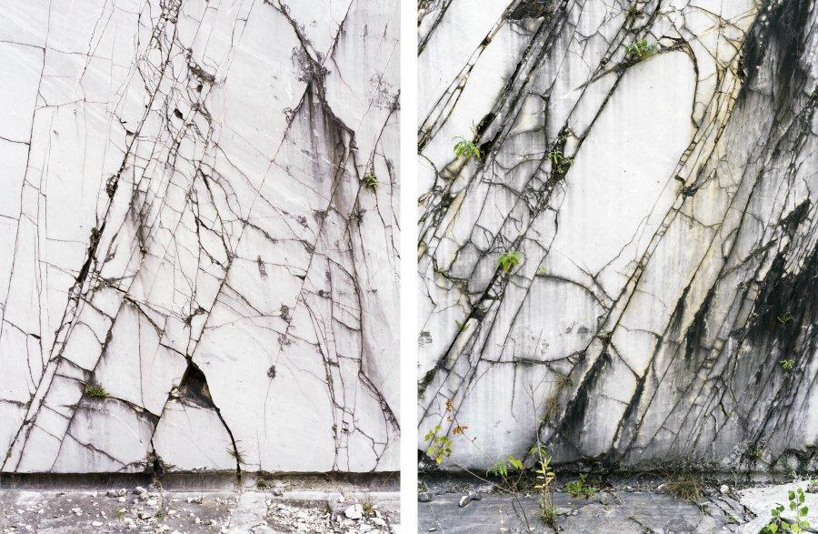Block VI | 2021 | 75 x 100 cm, diptych framed | ed. 1/7 + 2 a.p.